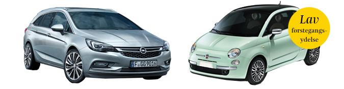 Releasing - Billig leasing af brugte biler - Få mere at vide her